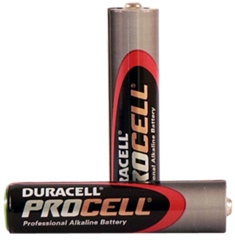 Батарейка Duracell Procell LR6 (AA) (1 шт.)
