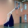 Стойка баскетбольная игровая мобильная складная, вынос 1,65м. «ATLET 165»