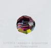 5000 Бусина - шарик с огранкой Сваровски Crystal Vitrail Medium 6 мм ()
