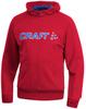 Мужская толстовка Craft Flex Hood (190817-3430) red