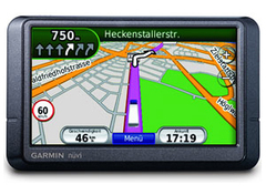 Автомобильный GPS навигатор Garmin Nuvi 465T
