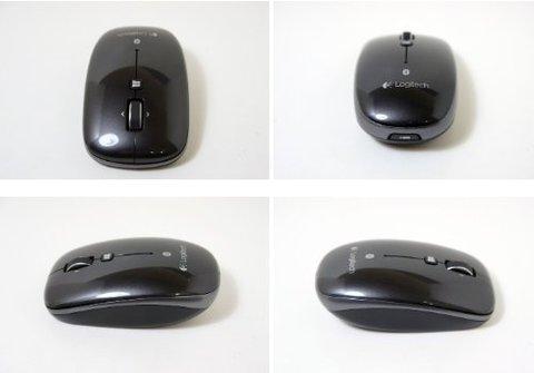 LOGITECH M557 Black Bluetooth [108011]