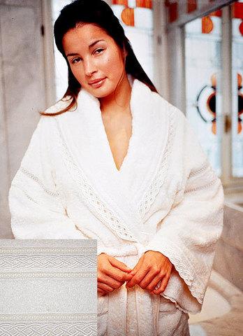 Элитный халат махровый Stella от Timas