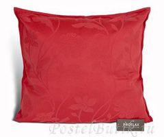 Подушка декоративная 50x50 Proflax Fleur himbeer