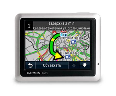 Автомобильный GPS навигатор Garmin Nuvi 1200T