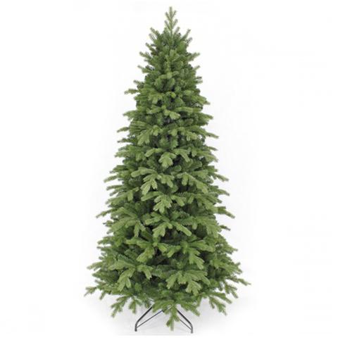 Ёлка Triumph Tree Шервуд премиум стройная 215 см