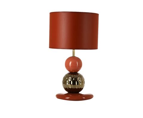 Элитная лампа настольная Baloes coloridos красная от Sporvil