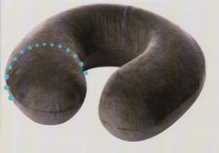 Подушка для путешествий с «эффектом памяти» Топ-126/1 (Тривес)