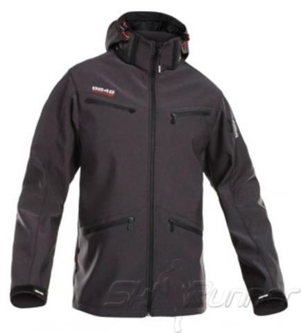 Лыжная куртка 8848 Altitude King Softshell Jacket Black мужская