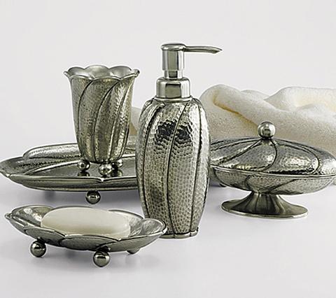 Набор элитных аксессуаров для ванной Lotus от Labrazel