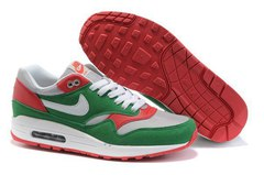 Nike Air Max 87 Green Red