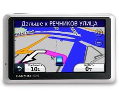 Автомобильный GPS навигатор Garmin Nuvi 1300T