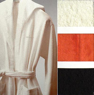 Элитный халат велюровый Nifty от Trussardi