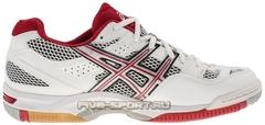 Мужские волейбольные кроссовки Asics Gel-Tactic (B302N 0193) белые фото