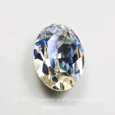 4120 Ювелирные стразы Сваровски Crystal Moonlight  (18х13 мм) ()