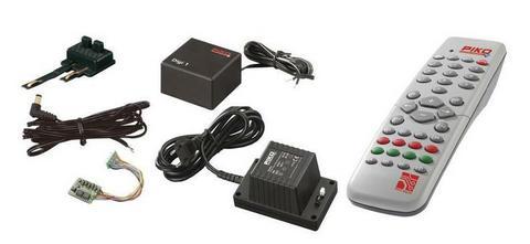 Базовый набор цифровой системы управления PIKO 55011