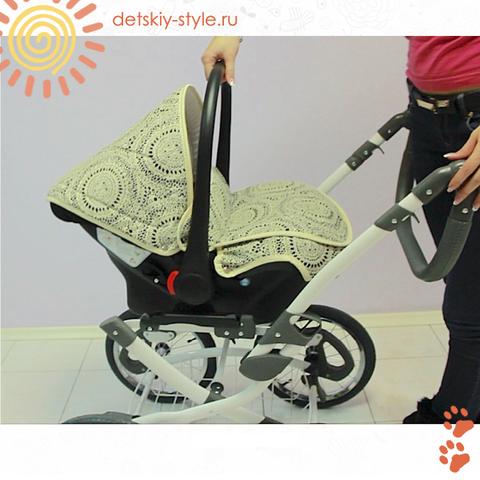 "Коляска Stroller B&E ""Maxima Lux"""