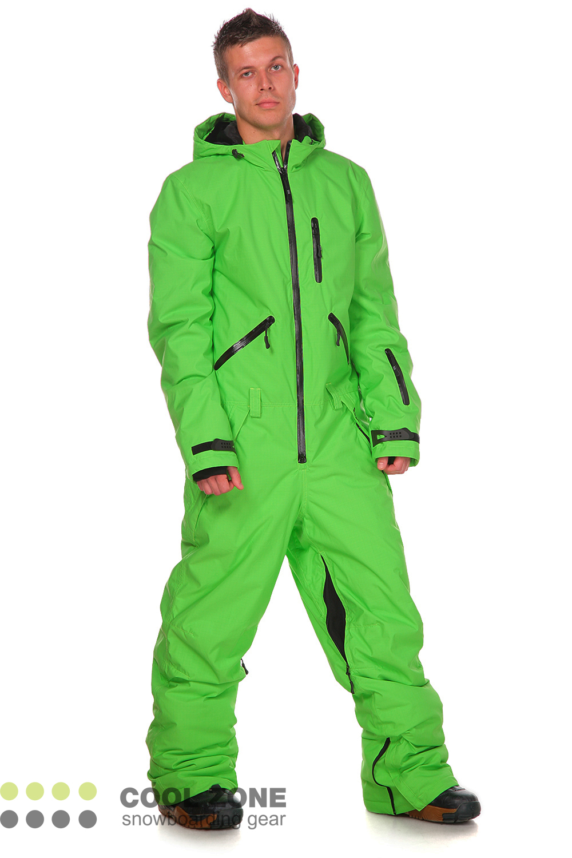 Сноубордический комбинезон мужской Cool Zone 2215
