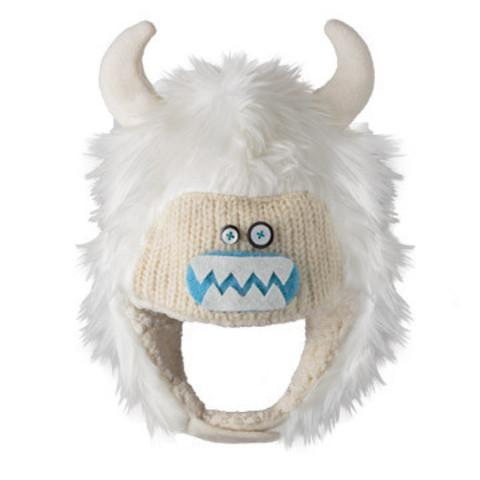 шапка с ушами Knitwits Yuki the Yeti