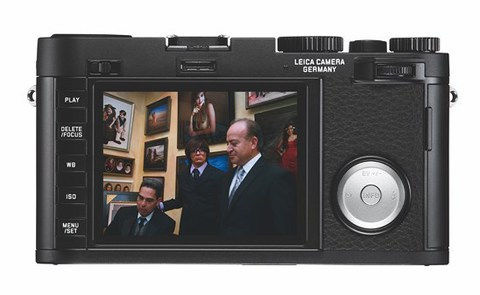 Leica X Vario Black