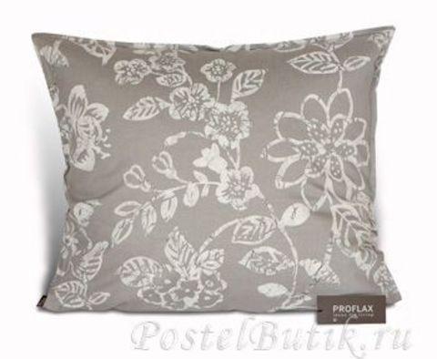 Элитная подушка декоративная Coney grey/white от Proflax