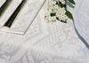 Скатерть 170x260 и 12 салфеток Mirabello Umbria синие