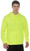 Мужская толстовка Nike KO Full Zip Hoody 2.0 (465786 704) желтая фото