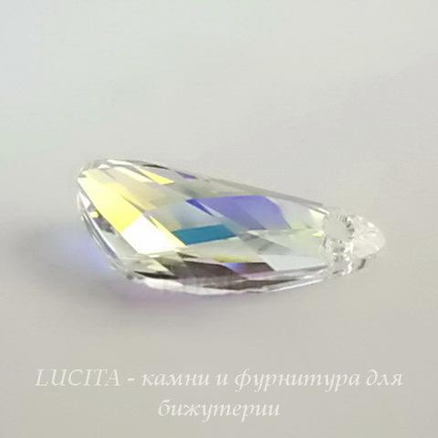 6690 Подвеска Сваровски Wing Crystal AB (23 мм) ()