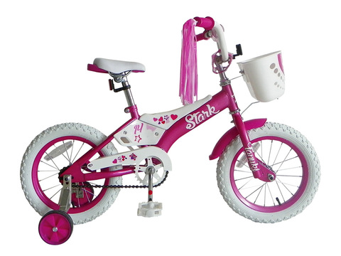 Stark Tanuki Girl 14 (2015)розовый с белым