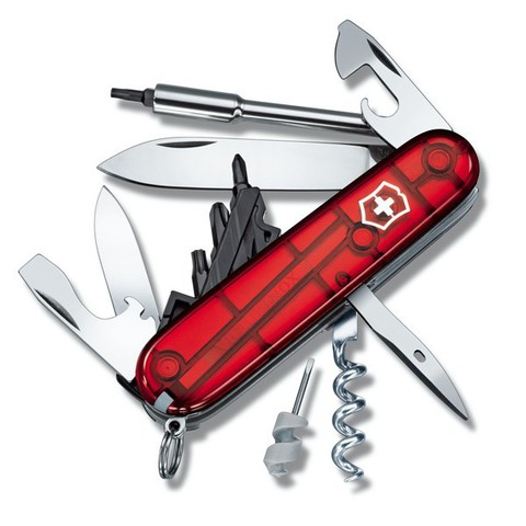 Нож Victorinox модель 1.7605.T CyberTool 29