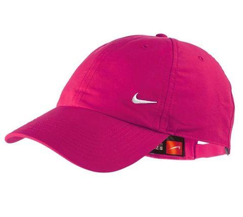 Бейсболка Nike розовая