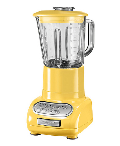 Блендер KitchenAid Artisan 5KSB555EMY, желтый