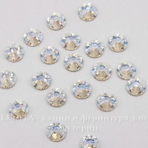 2058 Стразы Сваровски холодной фиксации Crystal Moonlight ss 20 (4,6-4,8 мм), 10 штук ()