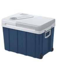 Автохолодильник Mobicool W40 AC/DC, 40л, охл., колеса, пит. 12/24/220В