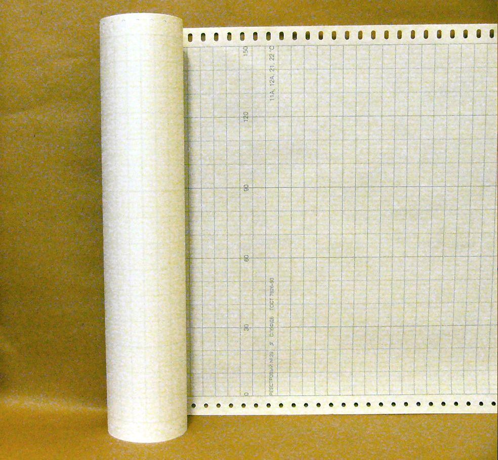 Диаграммная рулонная лента, реестровый № 29
