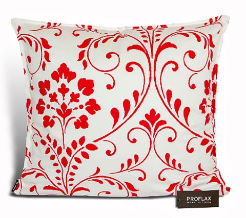 Элитная подушка декоративная Caleta red от Proflax