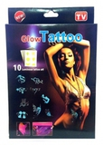 Фосфорные татуировки Glow Tattoo