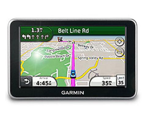 Автомобильный GPS навигатор Garmin Nuvi 2360LT
