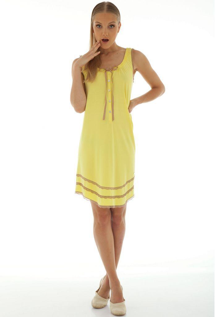 Женская домашняя сорочка Rebecca & Bros (Домашние платья и ночные сорочки)