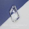 6670 Подвеска Сваровски De-Art Crystal  (18 мм) ()