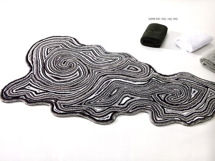 Элитный коврик для ванной Twiggy от Abyss & Habidecor