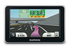 Автомобильный GPS навигатор Garmin Nuvi 2460LT