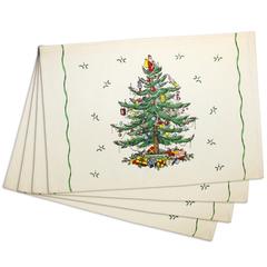 Подставка под тарелки 46x33 Avanti Spode Christmas Tree