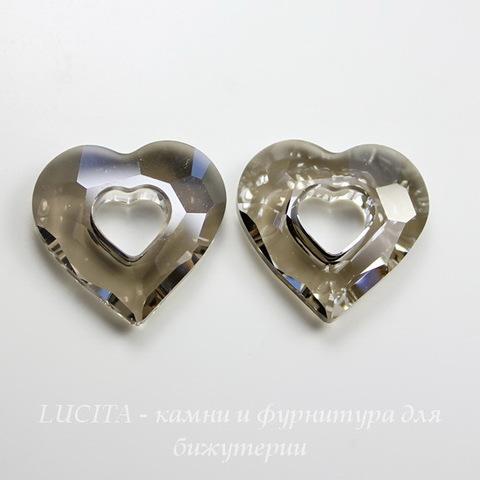 6262 Подвеска Сваровски Miss U Heart Crystal Satin (17 мм) ()