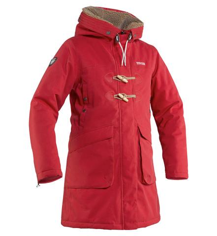 Куртка-парка 8848 Altitude Pasha красная