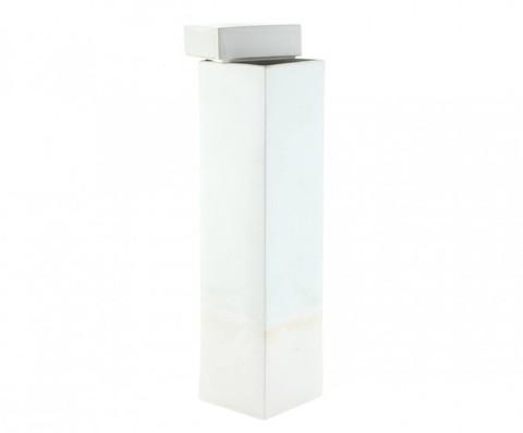 Элитная ваза декоративная Blue-and-White porcelain с крышкой белая от S. Bernardo
