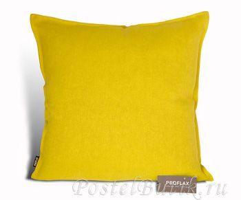 Элитная подушка декоративная Boda limone от Proflax