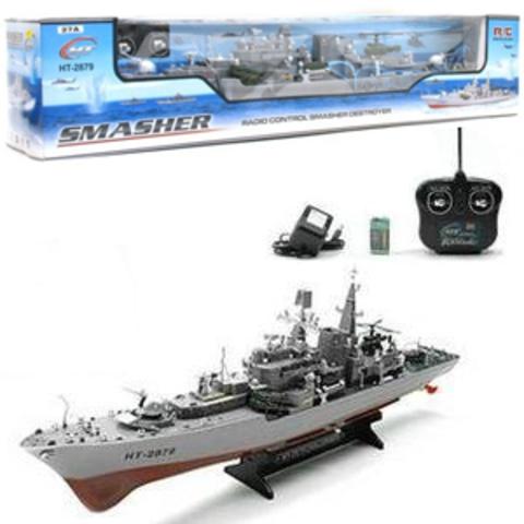Радиоуправляемый авианосец Heng Tai Smasher HT-2879 (код: HT-2879)