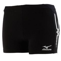 Женские беговые шорты Mizuno Mid Tight 215 AW12 black (72RT215 09)