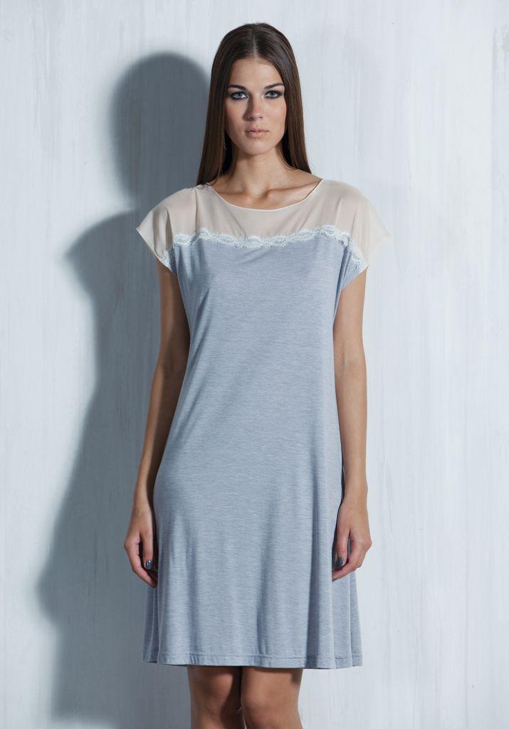 Домашнее платье-сорочка Verdiani